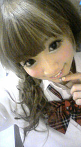 2010/12/24写メ(ロッテ タイアップ撮影)の画像(タイアップに関連した画像)