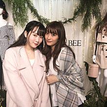 ◯2017/12/1CECIL Mc BEE展示会の画像(澤田汐音に関連した画像)