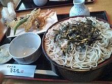 2010/7/27ランチの画像(天ぷらに関連した画像)