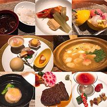 2017/1/3ディナー(和食)の画像(コース料理に関連した画像)