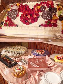 2016/9/16結婚式 二次会の画像(ビュッフェに関連した画像)