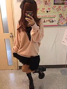 ♡2018/12/16コーデ(出勤コーデ)の画像(ルフィーに関連した画像)