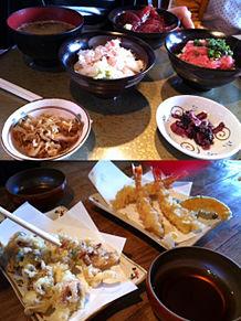 2011/4/24ディナーの画像(丼物に関連した画像)