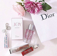 Dior JOY フレグランス、ティントリップの画像(おかりえに関連した画像)