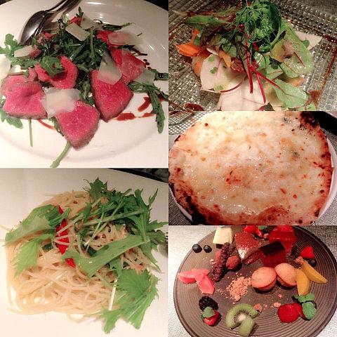 2015/7/18ディナー(恵比寿)の画像 プリ画像