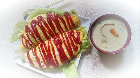 2011/10/28朝食の画像 プリ画像