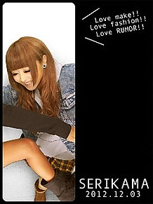 ☆2012/12/3プリクラ(RUMOR)の画像(全身コーデに関連した画像)