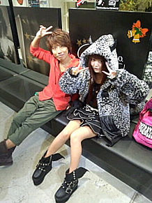 ☆2012/11/27コーデの画像(RISELに関連した画像)