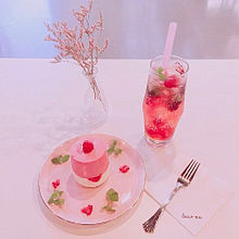 2017/8 カフェ Dear Me(韓国)の画像(meに関連した画像)