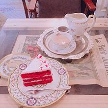 2017/8 カフェ La Reine(韓国)の画像(#紅茶に関連した画像)
