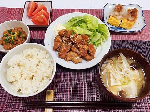 2017/7/13朝食の画像 プリ画像