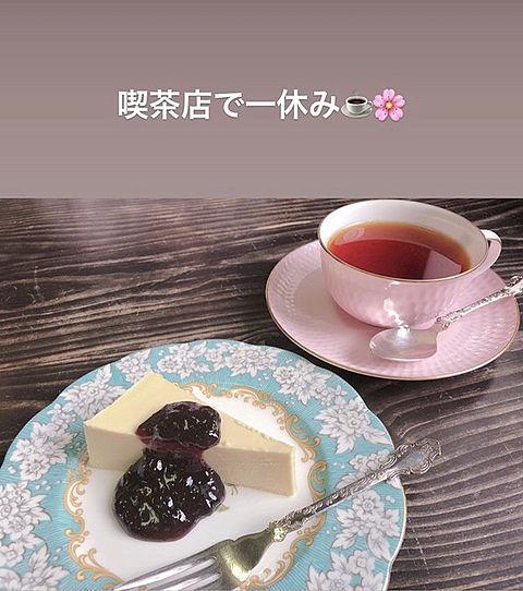 2019/5/26カフェ(長野)の画像 プリ画像
