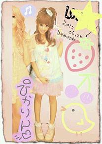 ♡2012/6/27プリクラ(Milk Beauty)の画像(全身コーデに関連した画像)
