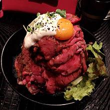 2015/12/9ディナー(高田馬場)の画像(丼物に関連した画像)
