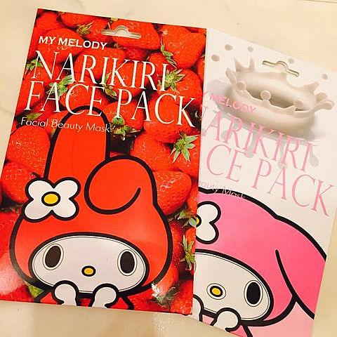 2015/8/19 NARIKIRI FACE PACKの画像 プリ画像
