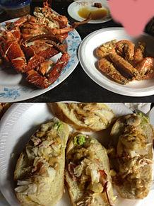 2012/9/22ディナー(アメリカ)の画像(旅行に関連した画像)