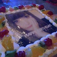 2015/6/13の画像(バースデーケーキに関連した画像)