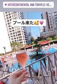 2019/8/17(六本木、赤坂)の画像(松岡里枝に関連した画像)