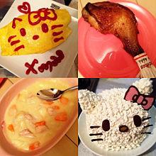 2014/12/24ディナーの画像(オムライスに関連した画像)