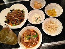 2013/7/1ディナー(東京・新大久保)の画像(韓国料理に関連した画像)