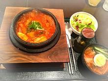 2013/7/9ディナー(群馬・高崎)の画像(韓国料理に関連した画像)