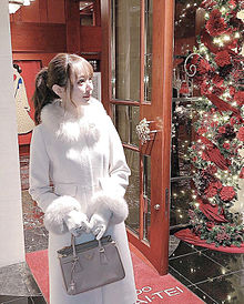 ♡2019/12/11コーデ(東京・表参道)の画像(PRADAに関連した画像)