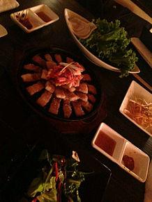 2013/7/29ディナーの画像(韓国料理に関連した画像)