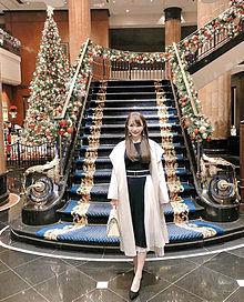 ♡2019/12コーデ ウェスティンホテル(東京・秋葉原)の画像(ヴァレクストラに関連した画像)