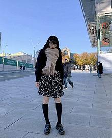 ♡2019/11/19コーデ(韓国)(金額)の画像(靴下に関連した画像)