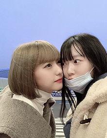 2019/11/22写メ(韓国)の画像(林田真尋に関連した画像)