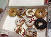 2013/1/22 クリスピークリームドーナツの画像(クリスピー・クリーム・ドーナツに関連した画像)