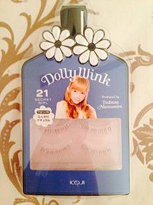2014/3/4 Dolly Wink 21の画像(つけまつげに関連した画像)