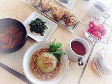 2014/3/18朝食の画像(イチゴに関連した画像)