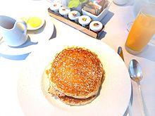 2014/11/11朝食(アメリカ・サンフランシスコ)の画像(2014/11/11に関連した画像)