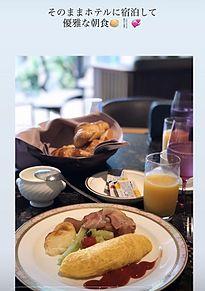 2020/9/6朝食(東京・品川)の画像(ジュースに関連した画像)