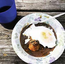 2016/7朝食(アメリカ・ニューヨーク)の画像(カレーに関連した画像)