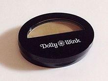 Dolly Wink アイブロウパウダー 01ハニーブラウンの画像(ハニーに関連した画像)