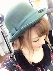 2013/6/11写メの画像(ボーラー帽に関連した画像)