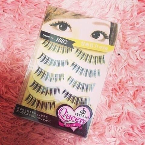 2013/3 eyelash Queen 1003番の画像 プリ画像