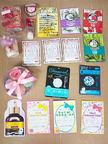 2012/9/30プレゼントの画像(香りものに関連した画像)