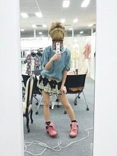 2012/2/6写メ(CUTiE撮影)の画像 プリ画像