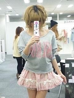 2012/1/12写メ(web撮影)の画像 プリ画像