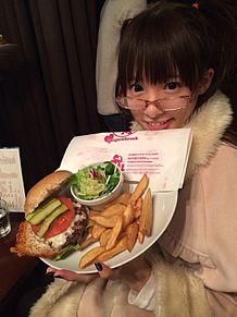 2014/1/12写メ(東京・秋葉原)の画像(#ハンバーガーに関連した画像)