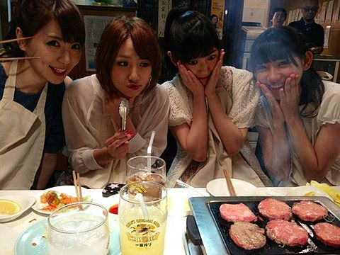 AKB48 菊地あやか高橋みなみ渡辺麻友小林茉里奈の画像 プリ画像
