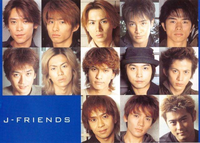 J-FRIENDS : 【ジャニーズ歴史】...