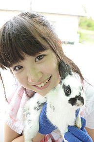 りったんwithウサギの画像(プリ画像)