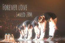 Forever Loveの画像(プリ画像)