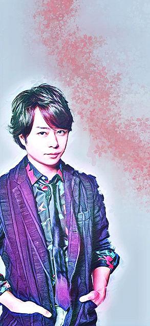 櫻井翔×ロック画面の画像 プリ画像
