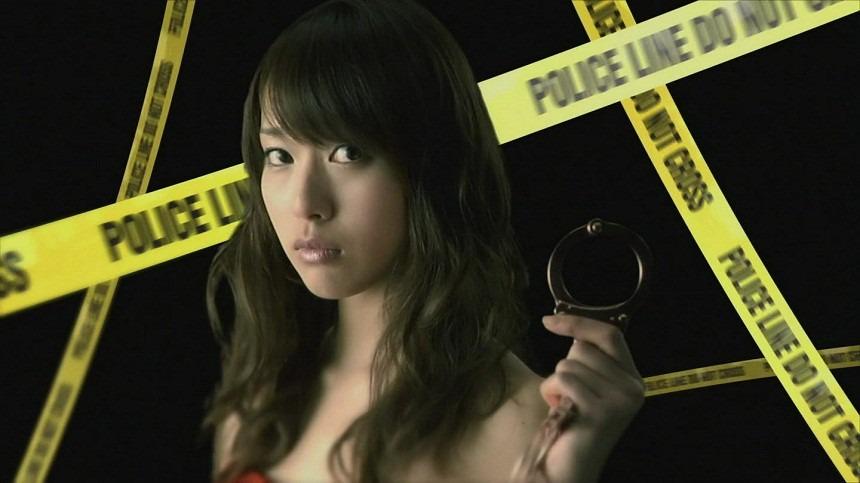 逮捕しちゃうぞ!な戸田恵梨香