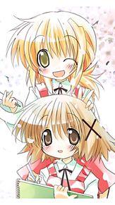 ゆの&宮子♪の画像(プリ画像)